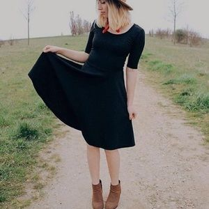 Lularoe Black Dress ✨